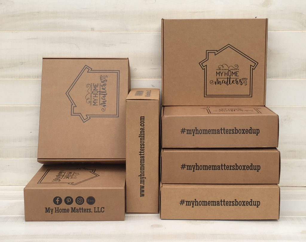 My Home Matters Boxed Up