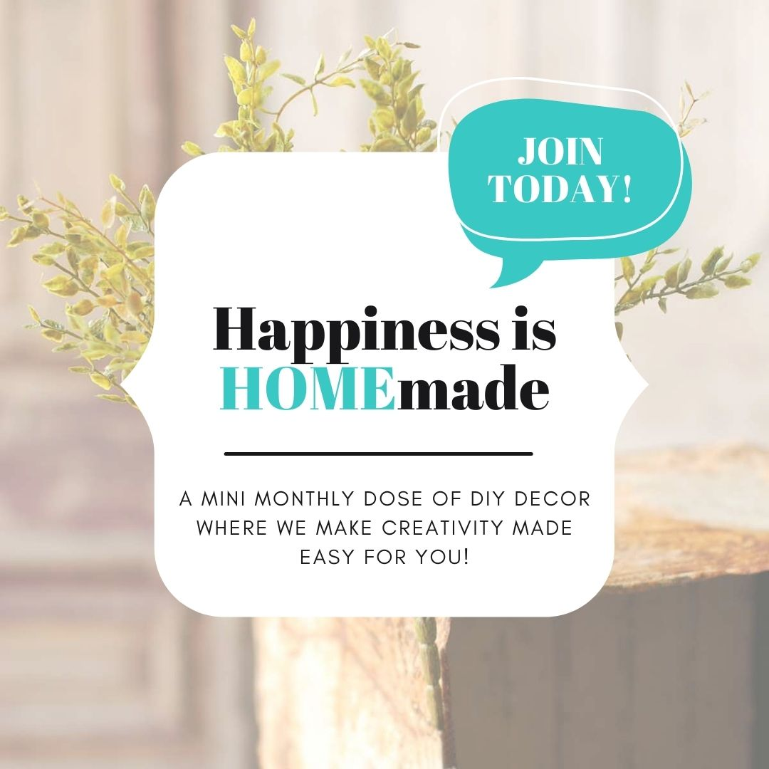 Happiness is HOMEmade1